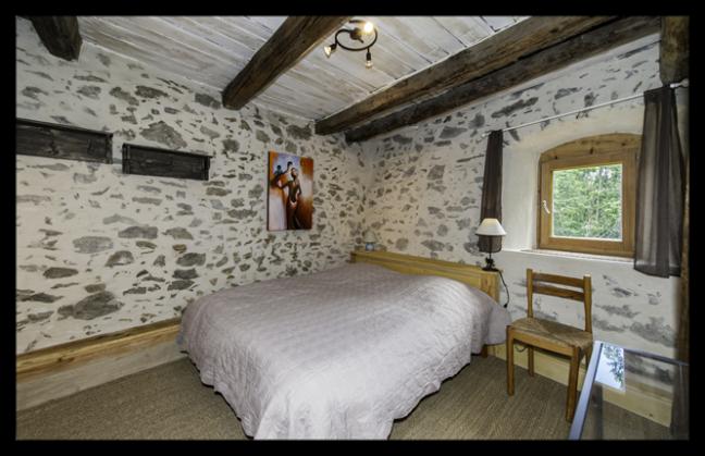 Bedroom first accomodation